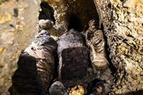 اكتشاف 40 مومياء جديدة في صعيد مصر