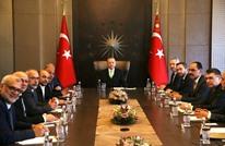 """أردوغان ينتقد قانون """"القومية"""" ويلتقي النواب العرب بالكنيست"""