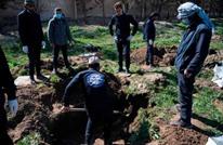 اكتشاف أكبر مقبرة جماعية لتنظيم الدولة في الرقة (شاهد)