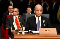 صالح يبدأ مشاورات للحكومة الجديدة.. وإصابات وسط بغداد