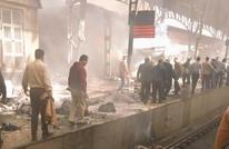 25 قتيلا و 40 مصابا إثر انفجار قطار في محطة مصر (شاهد)