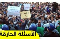 الجيش الجزائري يعلق على الاحتجاجات ضد العهدة الخامسة