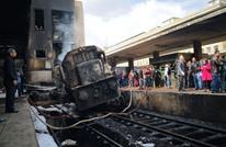 حوادث القطارات بمصر تفضح فشل إدارة العسكر للأعمال المدنية