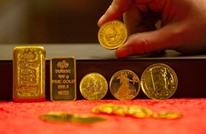 هبوط الذهب وارتفاع الدولار بعد بيانات أمريكية إيجابية