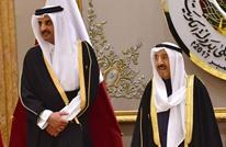 أمير قطر يتسلم رسالة من نظيره الكويتي.. هذه فحواها