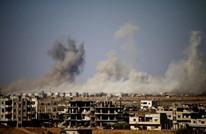 """المعارضة لـ""""عربي21"""": تم قصف إدلب بصواريخ من صنع مصر"""
