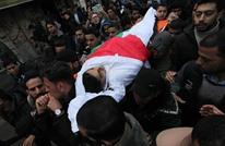 تشييع جثمان فلسطيني قتله الاحتلال في بيت لحم (شاهد)