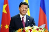 """أول ظهور لرئيس الصين بعد """"كورونا"""".. يرتدي قناع وجه (شاهد)"""