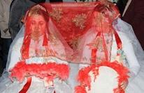 حفل زفاف بدون العريسيْن لشقيقتيْن في تركيا (شاهد)