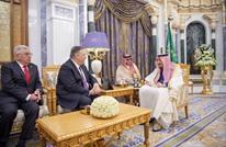 """بومبيو من الرياض: مستمرون بدعم المملكة ضد """"سلوك إيران"""""""