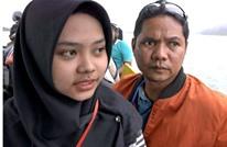 مراهقة إندونيسية تواجه قاتلي والدتها لأول مرة (صور)