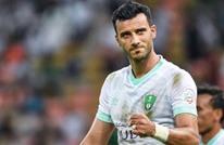 السوري عمر السومة يتوج بجائز أفضل هدف بالدوري السعودي (شاهد)