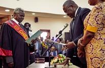 زعيم المعارضة المسلحة يؤدي اليمين نائبا لرئيس جنوب السودان