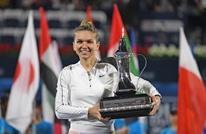 هاليب تُحرز لقبها الـ20 بتغلبها على ريباكينا في دورة دبي