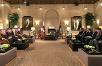 أمير قطر في عمّان.. ماذا بحث مع العاهل الأردني؟
