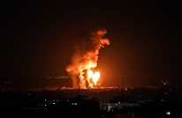 الاحتلال يزعم اعتراض صاروخ من غزة.. واستهداف مواقع للمقاومة