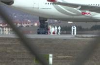 سلامة ركاب طائرة تحول مسارها بتركيا بسبب كورونا