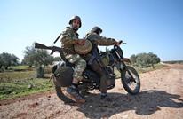 النظام يسيطر على قرى بريف إدلب والمعارضة تتصدى (شاهد)