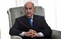 الرئيس الجزائري: لن ننخرط بلعبة المد والجزر في ليبيا