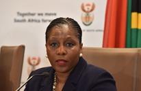 """قراصنة ينسخون """"كل المعلومات"""" من هاتف وزيرة استخبارات جنوب أفريقيا"""