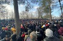 مسيرات بألمانيا تطالب بمساعدة اللاجئين على حدود اليونان (شاهد)