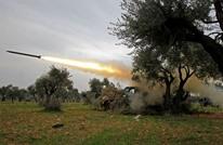 المعارضة السورية تسيطر على قرى بريفي إدلب وحماة (شاهد)