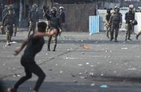 """تواصل التظاهرات بالعراق رفضا لتكليف """"علاوي"""" وقطع طرق"""