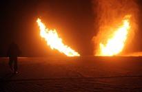 تنظيم الدولة يعلن مسؤوليته عن تفجير خط الغاز بسيناء