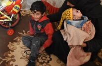 """هذه فرحة طفل سوري حقق """"حلمه"""" داخل خيمته المهترئة (شاهد)"""