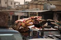 مع زيادة القصف.. مشاهد مؤثرة لنزوح المدنيين من إدلب (شاهد)