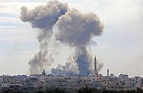 غارات روسية مكثفة وقصف للنظام بريف إدلب الجنوبي