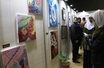 """""""لحن الحروف"""".. خطاطو غزة يبدعون رغم الحصار (شاهد)"""