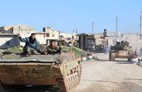 ريف حلب الجنوبي بقبضة النظام.. وغارات على الأتارب ومحيطها