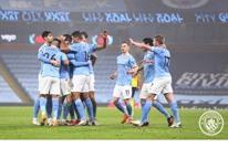 مانشستر سيتي يعبر إلى ربع نهائي كأس الاتحاد