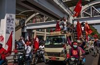 عسكر ميانمار يواصلون حملة الاعتقالات.. وضغوط متزايدة