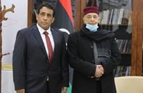تحركات نشطة للحكومة الليبية الجديدة.. المنفي يلتقي عقيلة