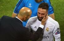 ريال مدريد يكشف طبيعة إصابة نجمه كارفخال