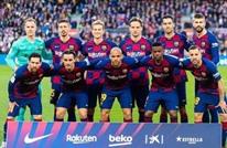 برشلونة يكشف عن قائمته لمواجهة باريس سان جيرمان