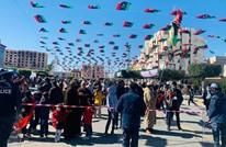 احتفالات واسعة بالذكرى العاشرة للثورة الليبية (شاهد)