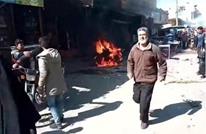 قتلى وجرحى بانفجار بسوق شعبي بريف دير الزور بسوريا (شاهد)
