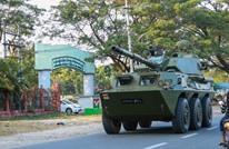 مقتل 5 بمظاهرات في ميانمار واعتقالات واسعة
