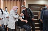 انطلاق حملة التطعيم ضد فيروس كورونا في غزة (صور)