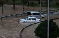 مصرع شخصين جراء سيول في إزمير غرب تركيا (شاهد)
