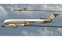5 عقود على جريمة إسقاط الاحتلال طائرة مدنية ليبية