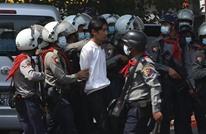 قتلى وجرحى بقمع شرطة ميانمار لاحتجاجات على الانقلاب