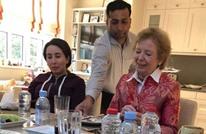 رئيسة أيرلندا السابقة تعتذر عن موقف مع لطيفة نجلة حاكم دبي
