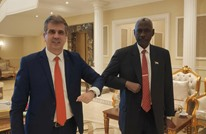 الكشف عن مشاريع إسرائيلية جديدة مع السودان