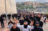 تواصل تظاهرات الداخل الفلسطيني رفضا لجرائم الاحتلال (شاهد)