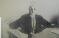 """سيرة """"معرّي فلسطين"""" الشاعر الشيخ سليمان التاجي الفاروقي"""