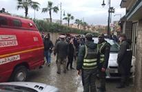 مصرع 24 مغربيا إثر مداهمة سيول الأمطار لمصنعهم بطنجة (شاهد)